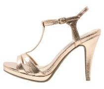 High Heel Sandaletten nude
