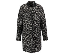 HELENA Wollmantel / klassischer Mantel black