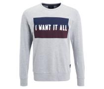 I WANT IT ALL RIZO Sweatshirt greys