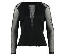 DOLLY Bluse noir