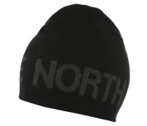 Mütze - the northface black