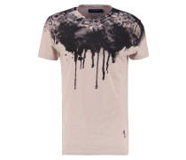SUN FLOWER - T-Shirt print - ashes of roses