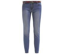 VMLAW Jeans Slim Fit light blue denim