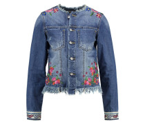 NOUCOL - Jeansjacke - denim medium wash