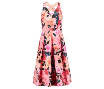 Cocktailkleid / festliches Kleid - peach