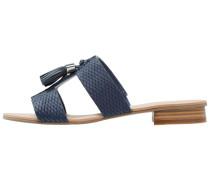 NEWDAY - Pantolette flach - navy