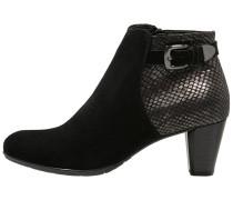 TOULOUSE Ankle Boot schwarz/gun