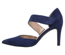 INES Pumps deep blue