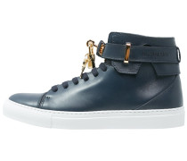 MONACO Sneaker high dark navy