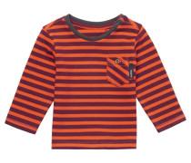 Andorra Langarmshirt bright orange