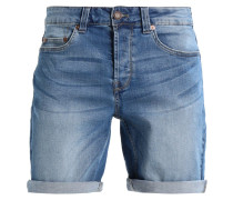 ONSLOOM - Jeans Shorts - medium blue denim