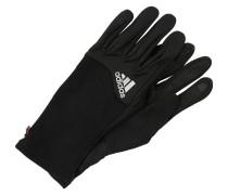 Fingerhandschuh black/rayred/silver