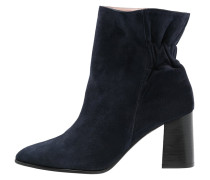 CLAIRE Stiefelette navy
