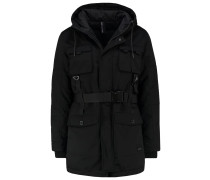 Wintermantel black