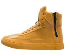 PYTHON MID Sneaker high yellow
