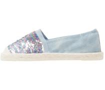 Espadrilles rainbow/jeans