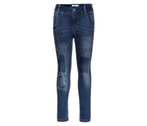 NITANDRILLO - Jeans Slim Fit - medium blue denim