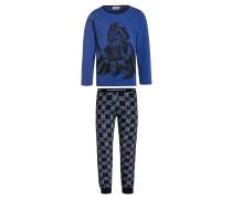 NICOLAI Pyjama dark blue