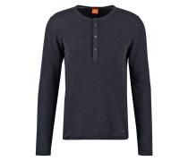TOPSIDER Langarmshirt dark blue
