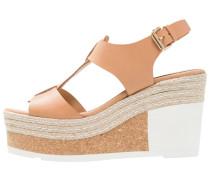 MAYKA - High Heel Sandaletten - vaqueta salvia
