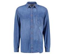 CALLE - Hemd - blue denim