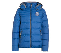 Winterjacke urban blue