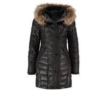 ALBIA Wintermantel black
