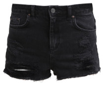 RIP MOM Jeans Shorts black