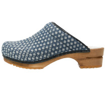 DEBRA Clogs blue
