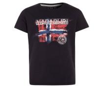 SISALIA - T-Shirt print - blue marine