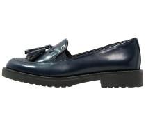 Slipper dark blue