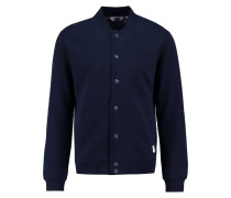 MASSAC - Sweatjacke - navy