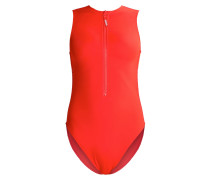 CHEEKY Badeanzug red