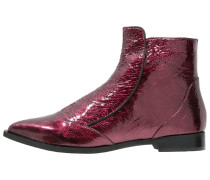 RIANNA - Ankle Boot - bordo