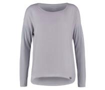 SASSIRYA Bluse med grey solid