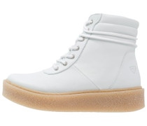 Snowboot / Winterstiefel white