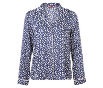 PALOMA Nachtwäsche Shirt bleu marine