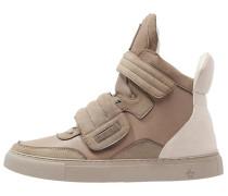 TRIBECA Sneaker high mushroom/nude