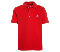 Poloshirt new red