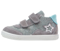 CLEO Sneaker low graphit/himmel
