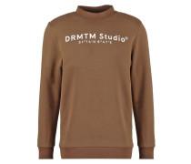 DUCK - Sweatshirt - bronze