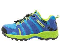 FREMONT Sneaker low blau/lemon