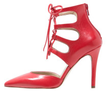 High Heel Pumps scarlet