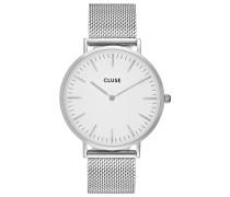 LA BOHÈME - Uhr - silver-coloured/white