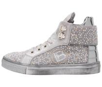 Sneaker high grey