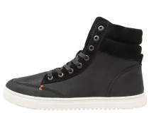 MILLENNIUM Sneaker high black