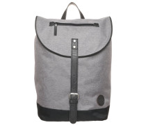 CITY HIKER Tagesrucksack melange grey/black