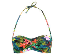 TRIPO - Bikini-Top - verde estanque