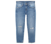 CONTRAST Jeans Relaxed Fit medium blue