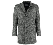 EROLD Wollmantel / klassischer Mantel grey melanged